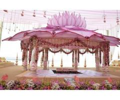 Beat Wedding Decorators in Delhi !