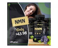 Nicotinamide Mononucleotide (NMN) Supplement For Longevity.